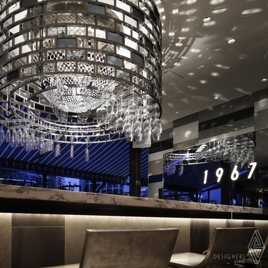 1967 Bar lounge