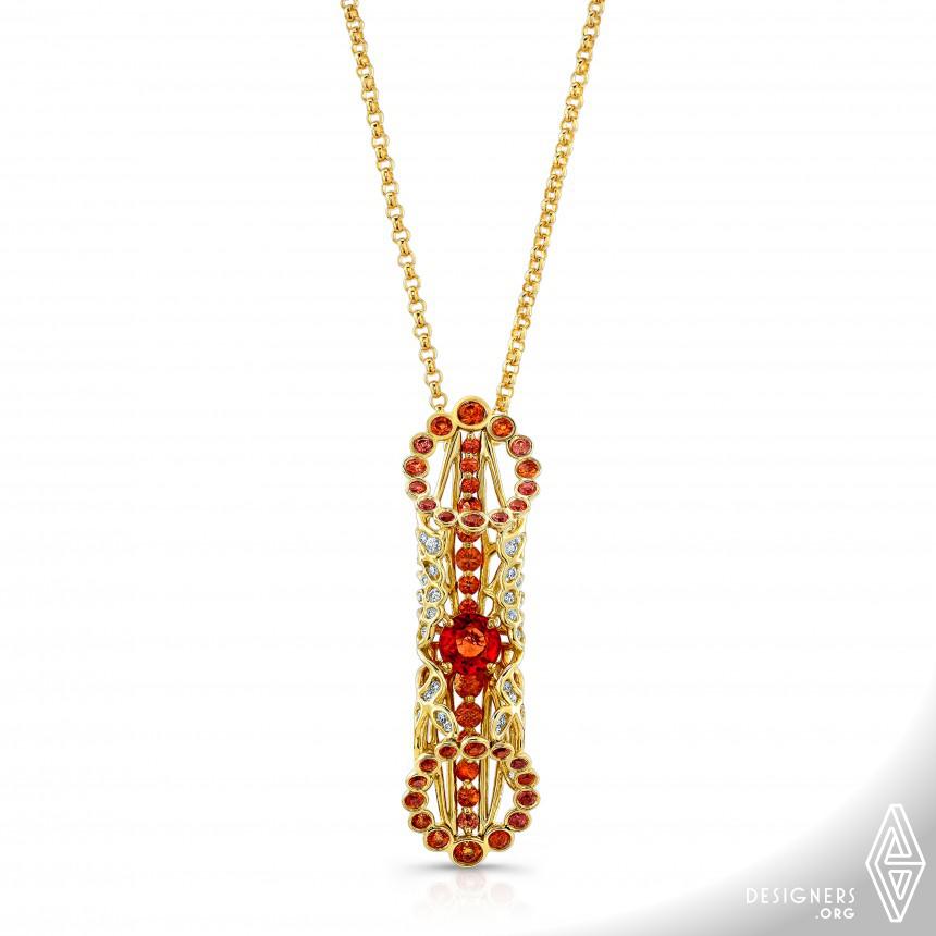 Takayas Mizuno /Swallowtail  Pendant ( Necklace)