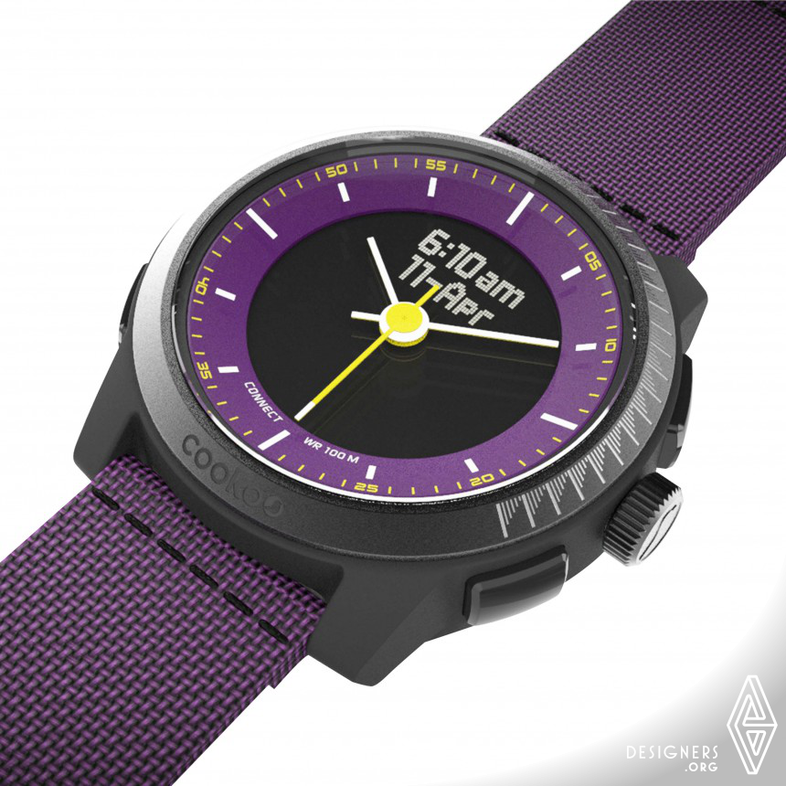 COOKOO 2.0 Bluetooth Connected Watch