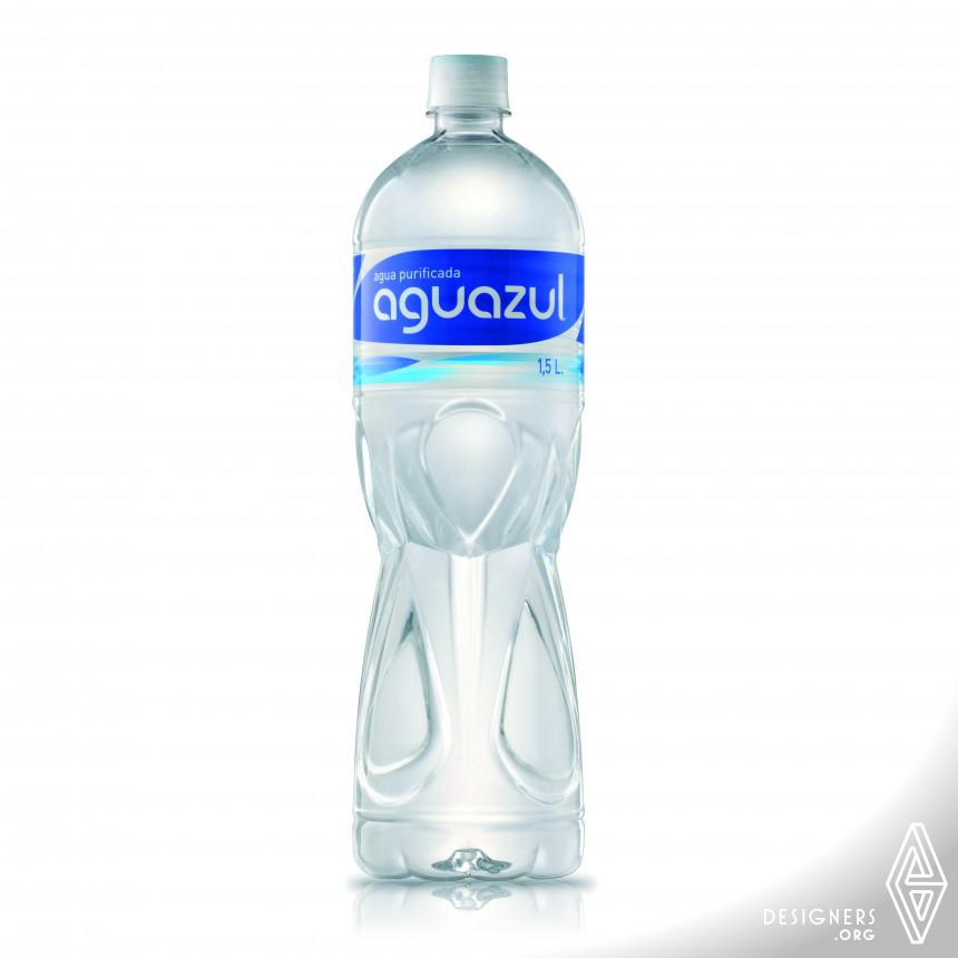Aguazul Structural & graphic design