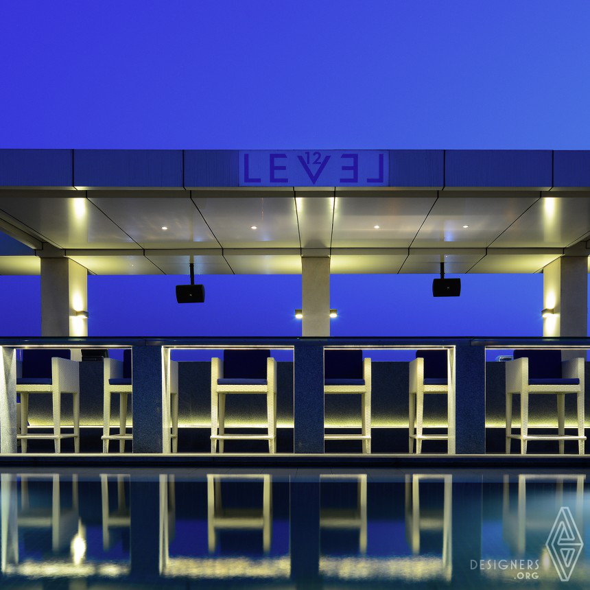 Level 12 Rooftop Restaurant and lounge Image