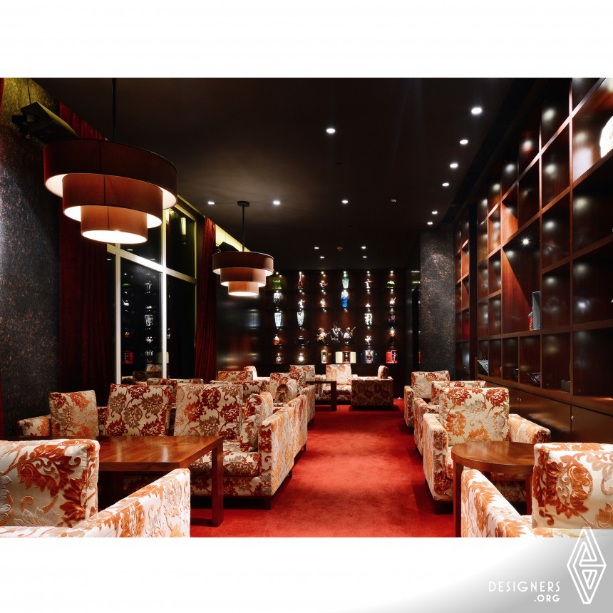 Linear Lounge Lounge Bar