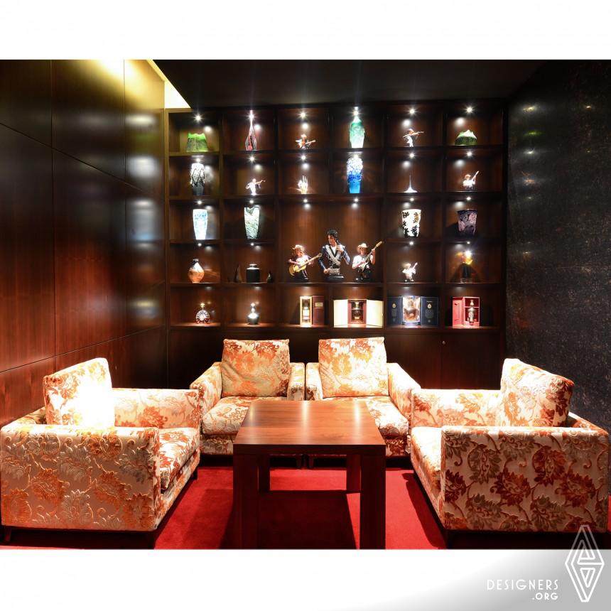 Inspirational Lounge Bar Design