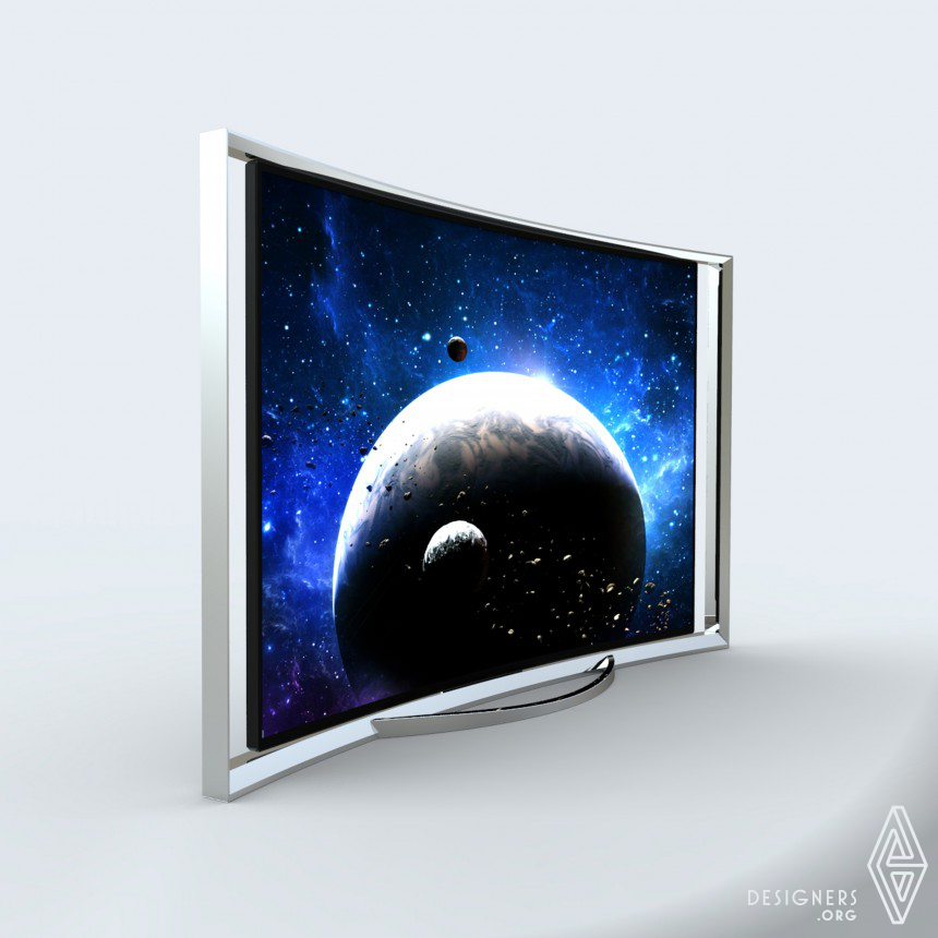 CurveLinea Curved LED TV Curved LED TV