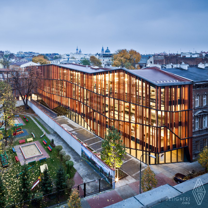Malopolska Garden of Arts Performing arts centre & mediatheque