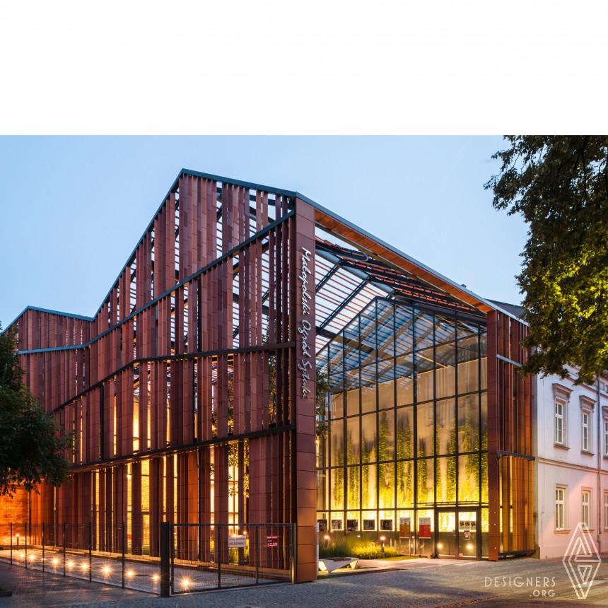 Malopolska Garden of Arts Performing arts centre & mediatheque Image