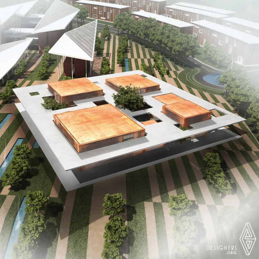 TechU Ibadan Administrative building
