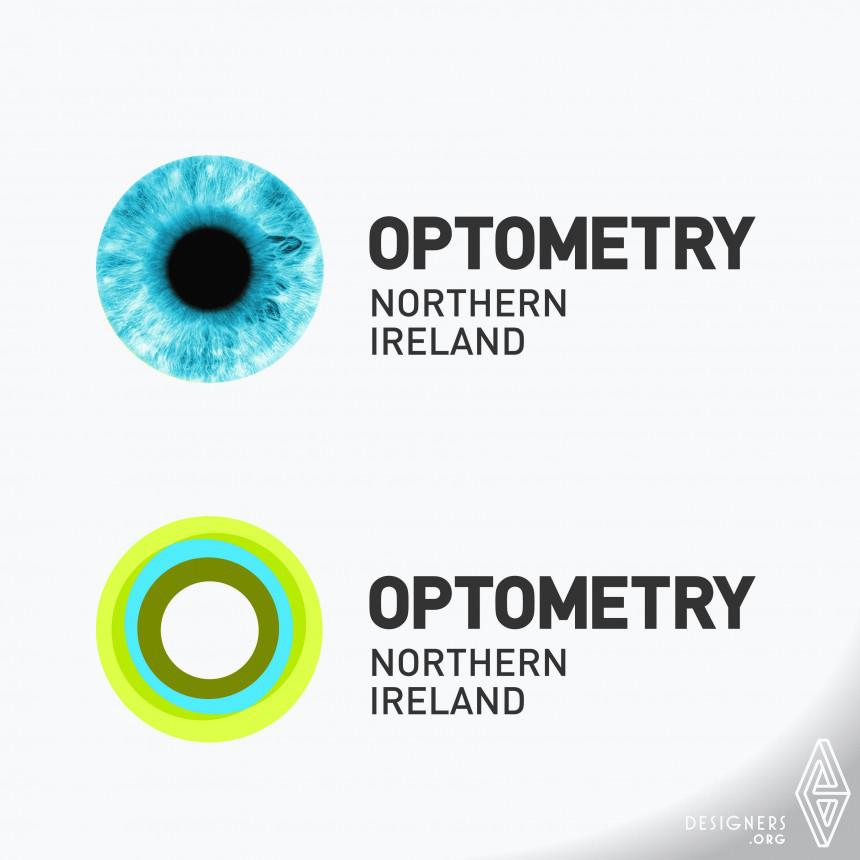 Optometry NI  Brand Identity and Visual Communications