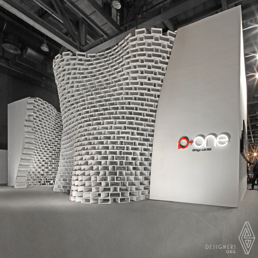 P+ONE Exhibition Space