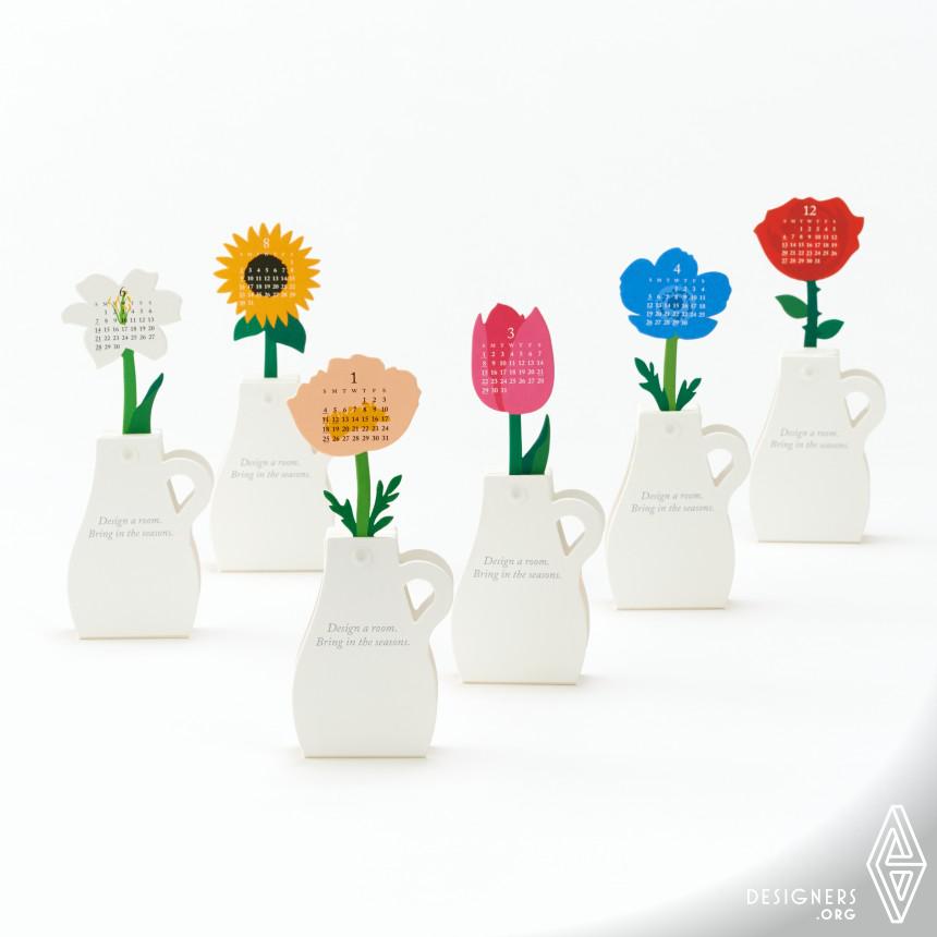 "Calendar 2015 ""Flowers"" Calendar"
