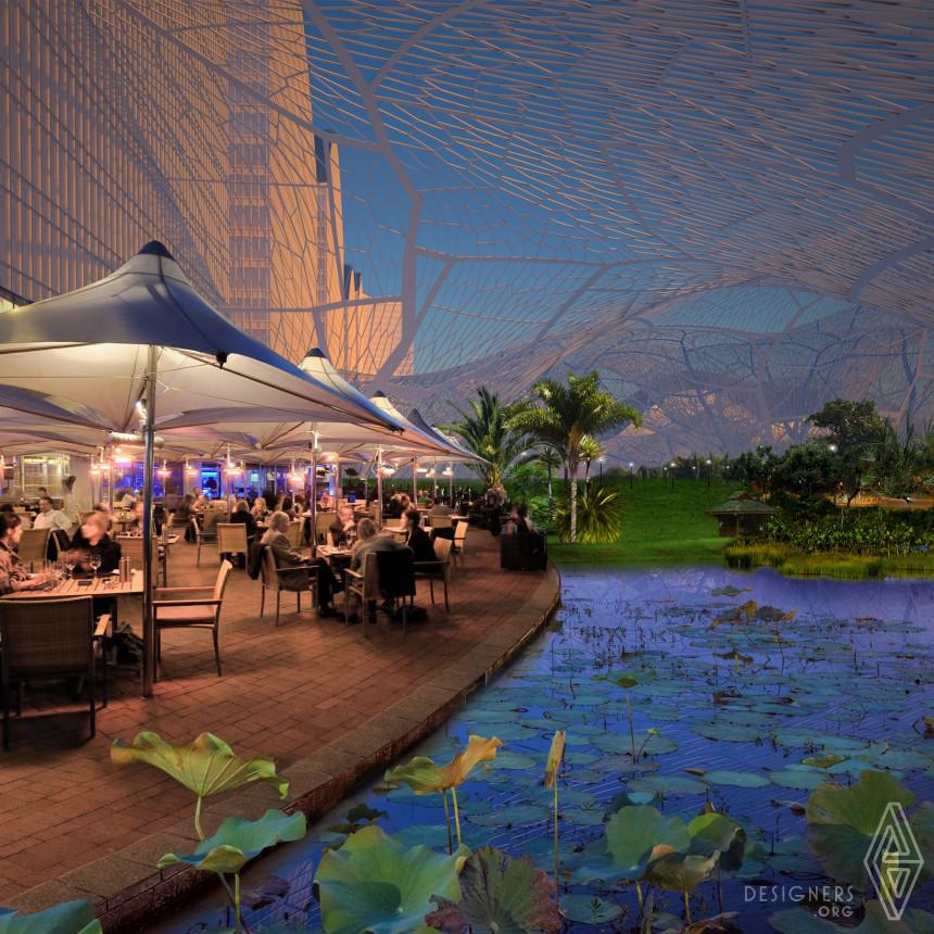 Inspirational Biodiversity Park Design