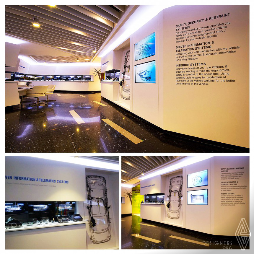 Inspirational Product display and information center  Design