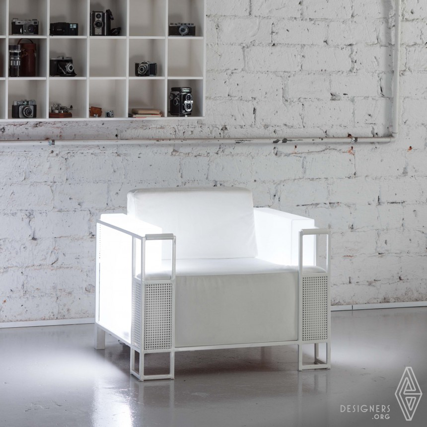 Cubic Multifunctional chair