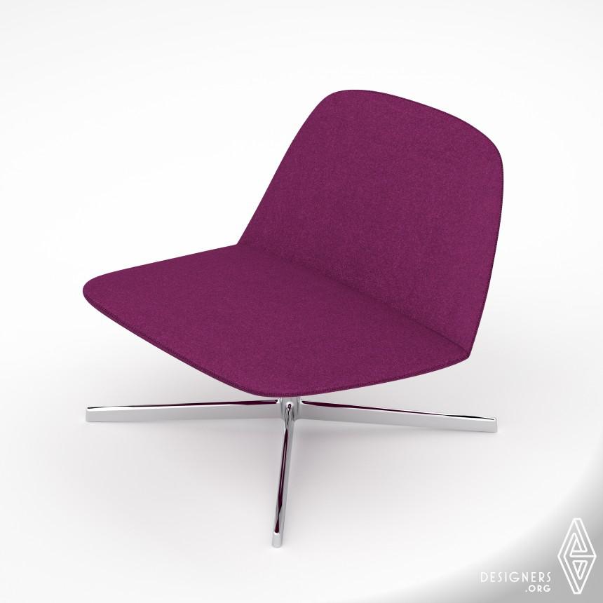 Bunny Swivel easy chair