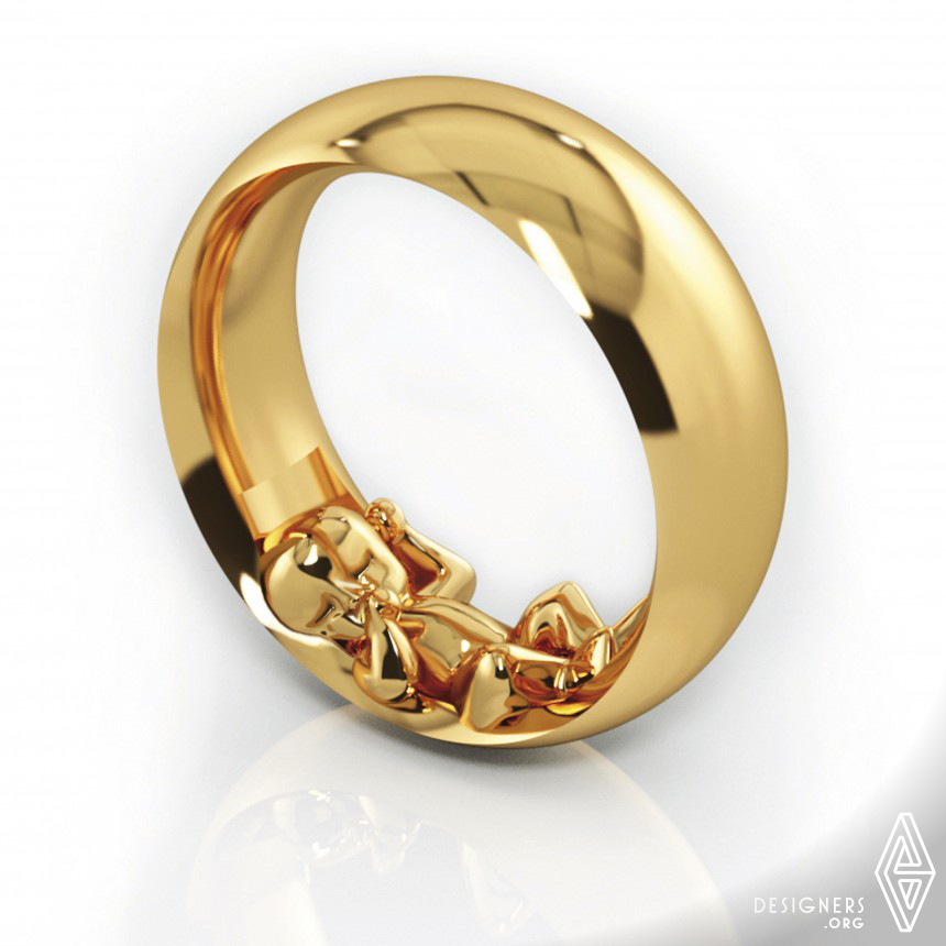 Blessed Child Rings