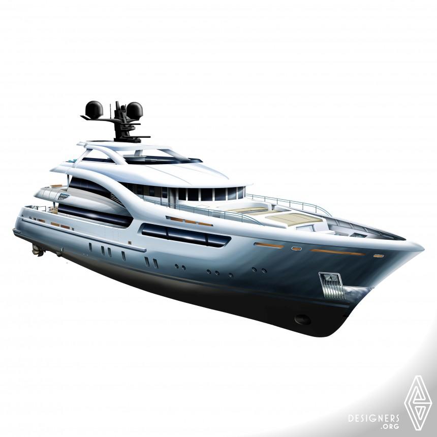 Sarp 46M Yacht