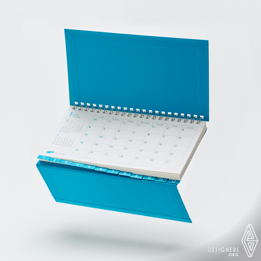 MULTI-USE DESK CALENDAR Calendar
