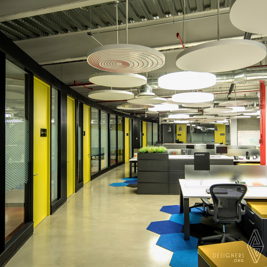 CP Group Corporate Interior