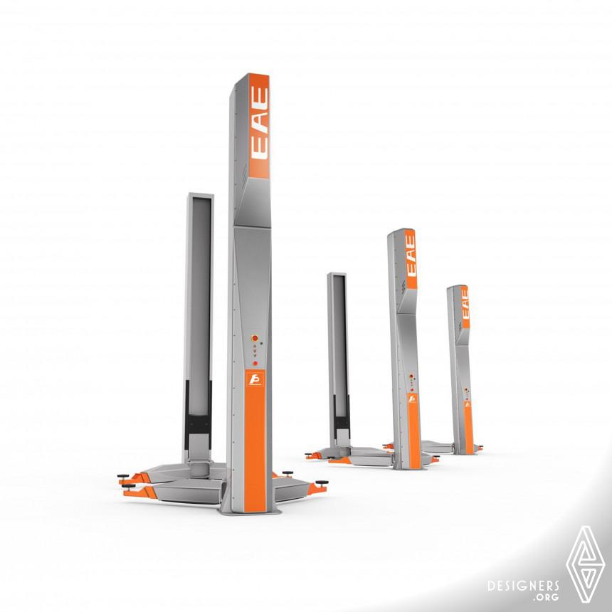 EAE Vehicle lifting machine