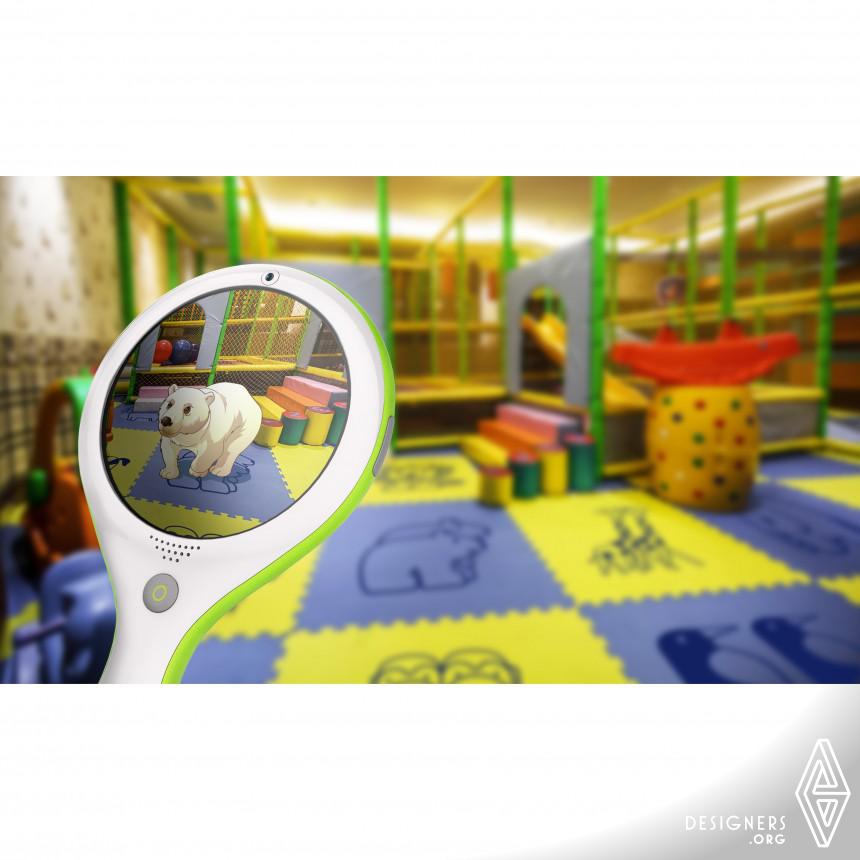Neobear AR Magnifier Digital virtual image Teaching Machine