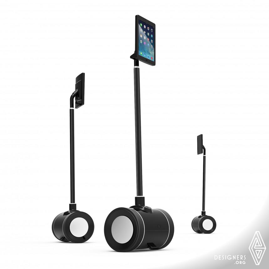 Robo Ming Telepresence Device