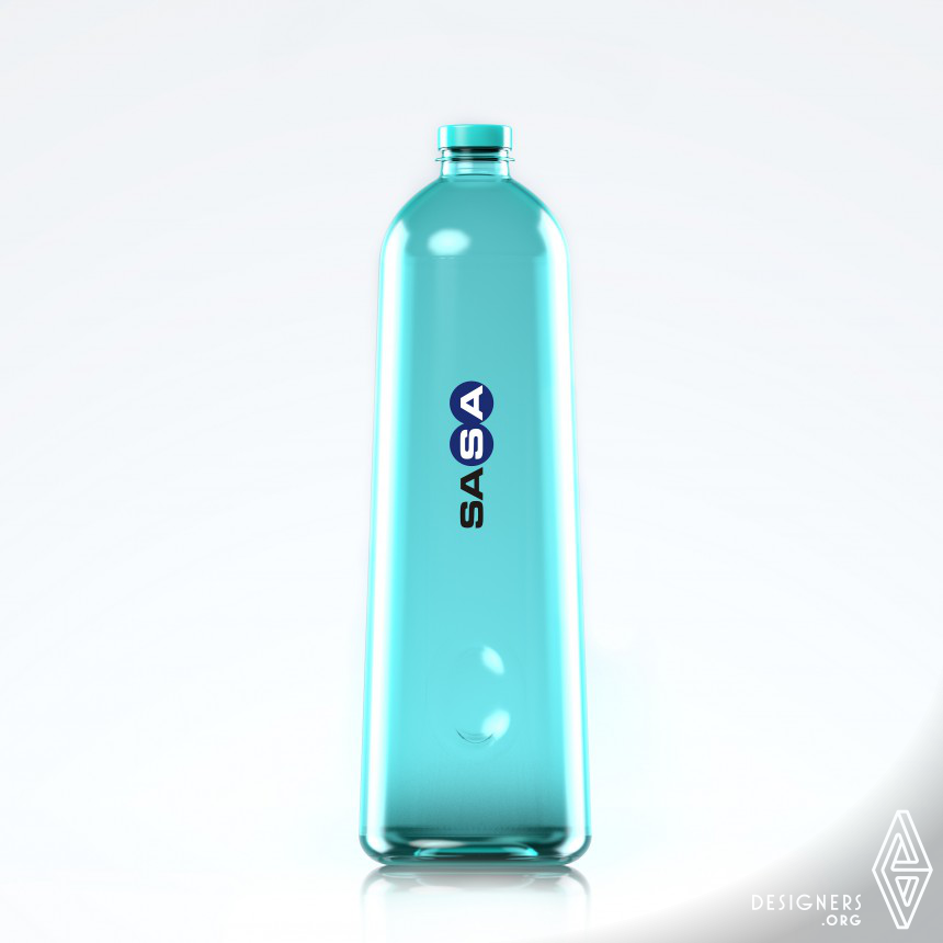 SASA Bottle Water Packaging