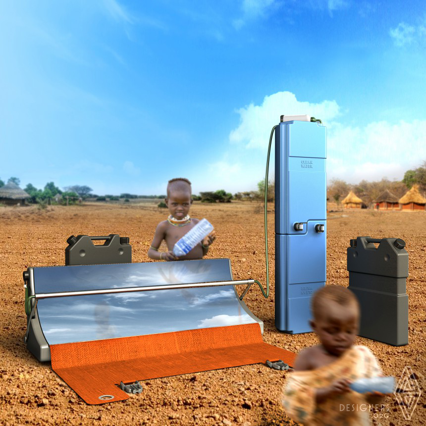 Parabosol Water Cleaning Unit