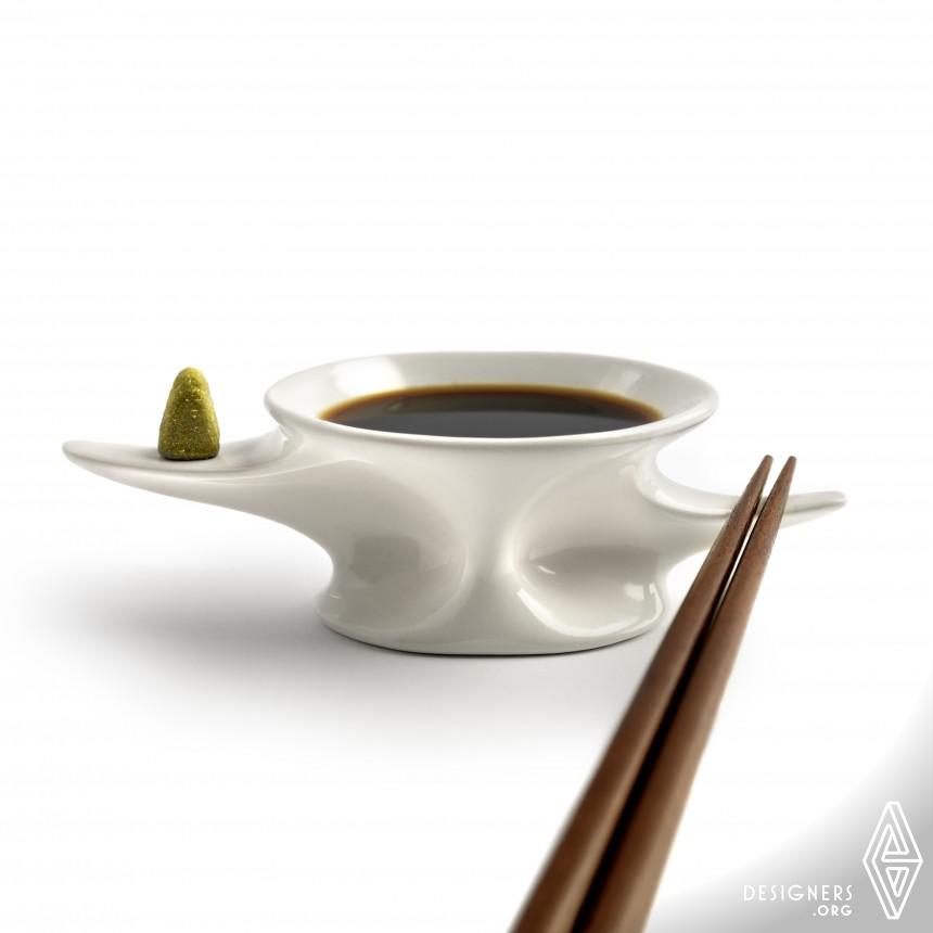 Soytun Tableware for raw fish