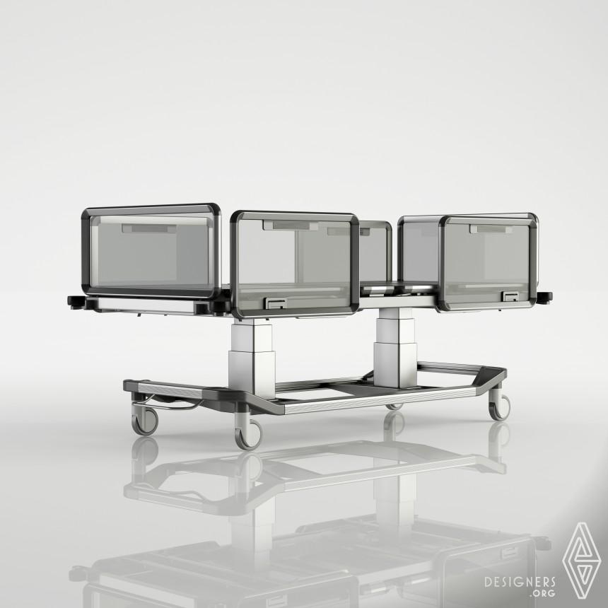 Eryigit Hospital Bed