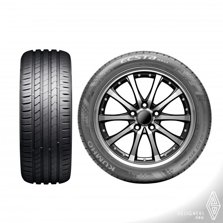 ECSTA HS51 Tire