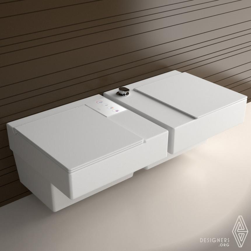 System-One System of ceramic sanitaryware