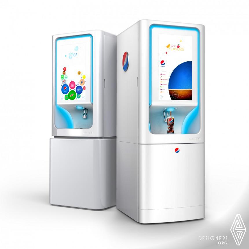 Inspirational Interactive Dispenser   Design