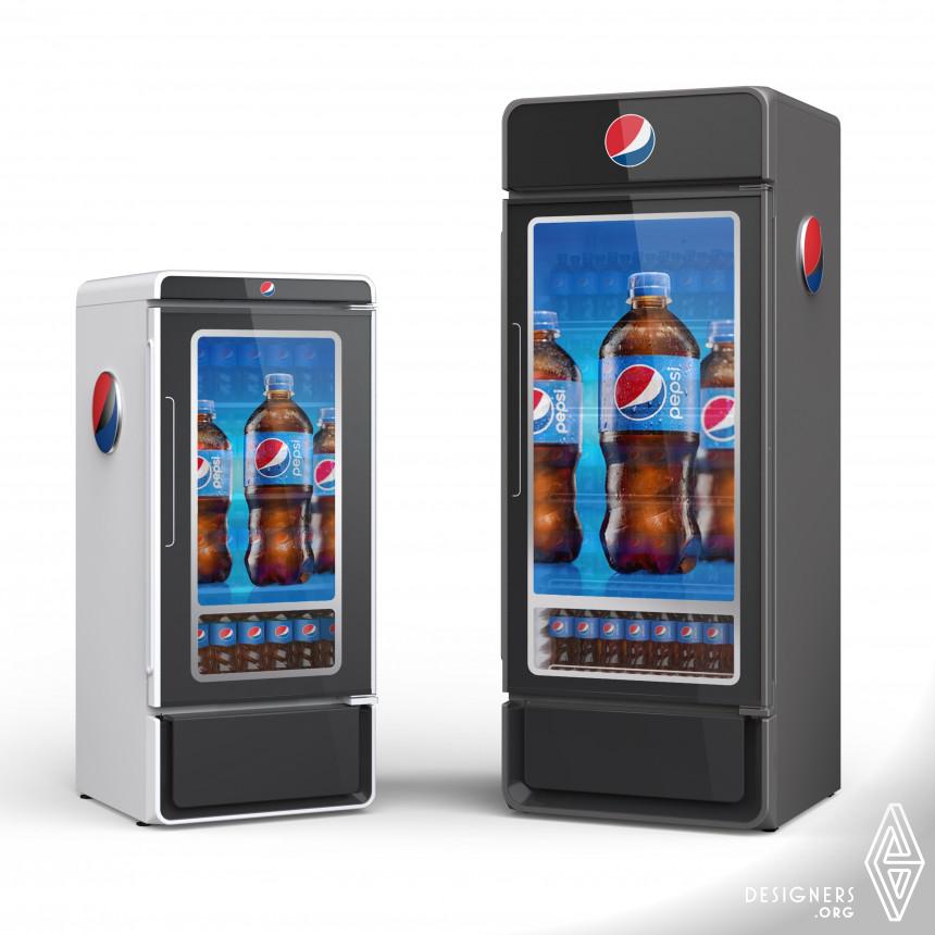 Pepsi Smart Cooler Digital Cooler