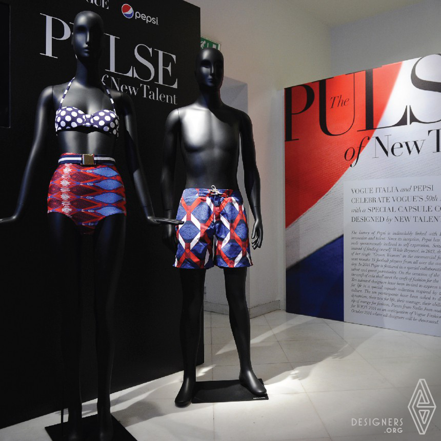 The Pulse of New Talent Fashion Showcase