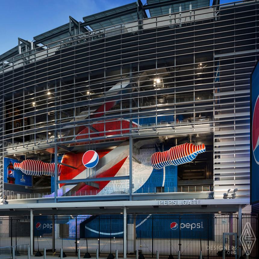 Pepsi MetLife Stadium Exhibition
