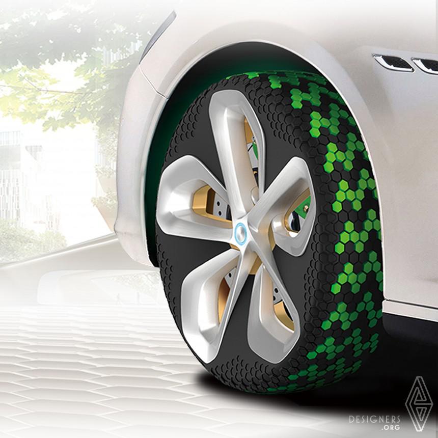 GREEN HIVE Tire