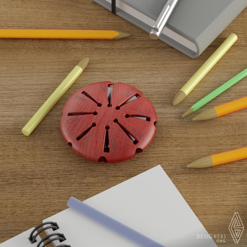 Lollypop Pencil Sharpener
