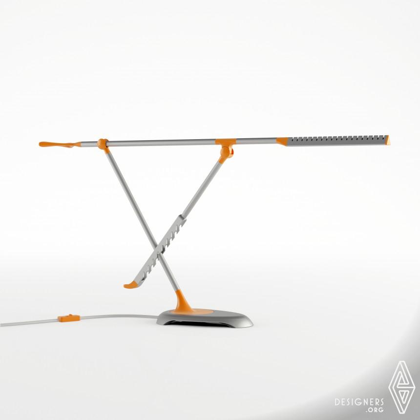 Scorpion Lamp Desk Lamp