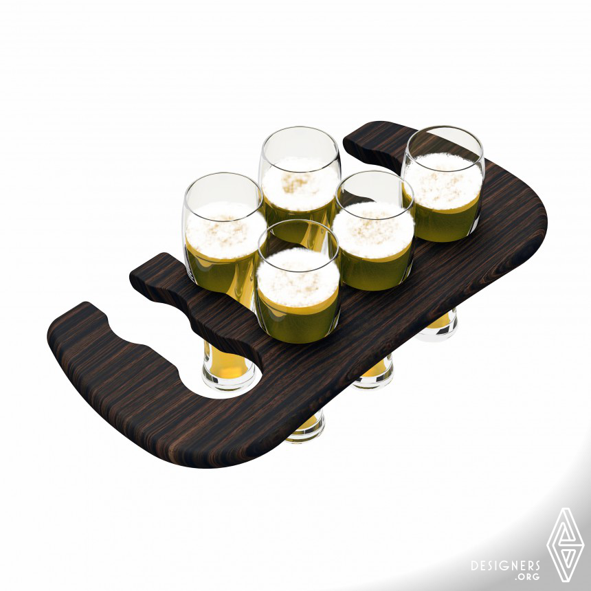 EasyBeer Server (food-tray)