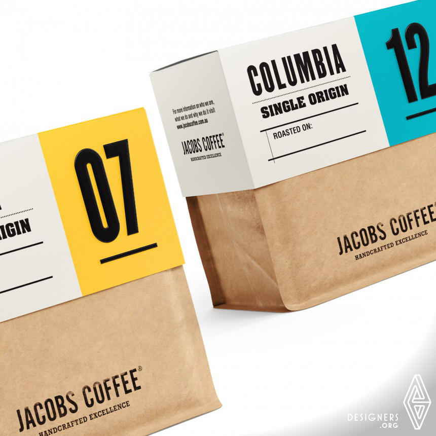 Jacobs Coffee Coffee Beans Image