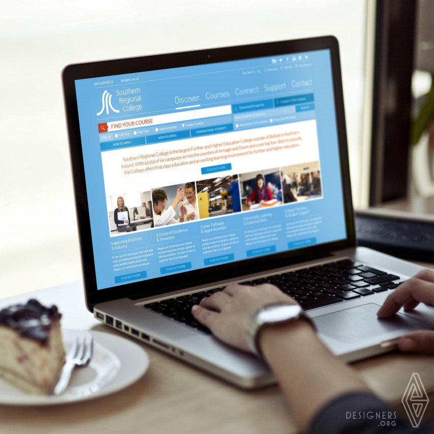 Southern Regional College E-Learning Website