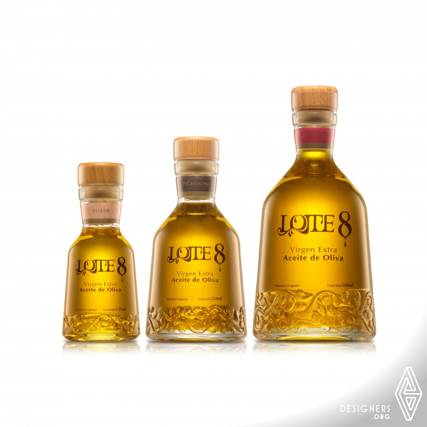 Lote 8 Olive oil Packaging