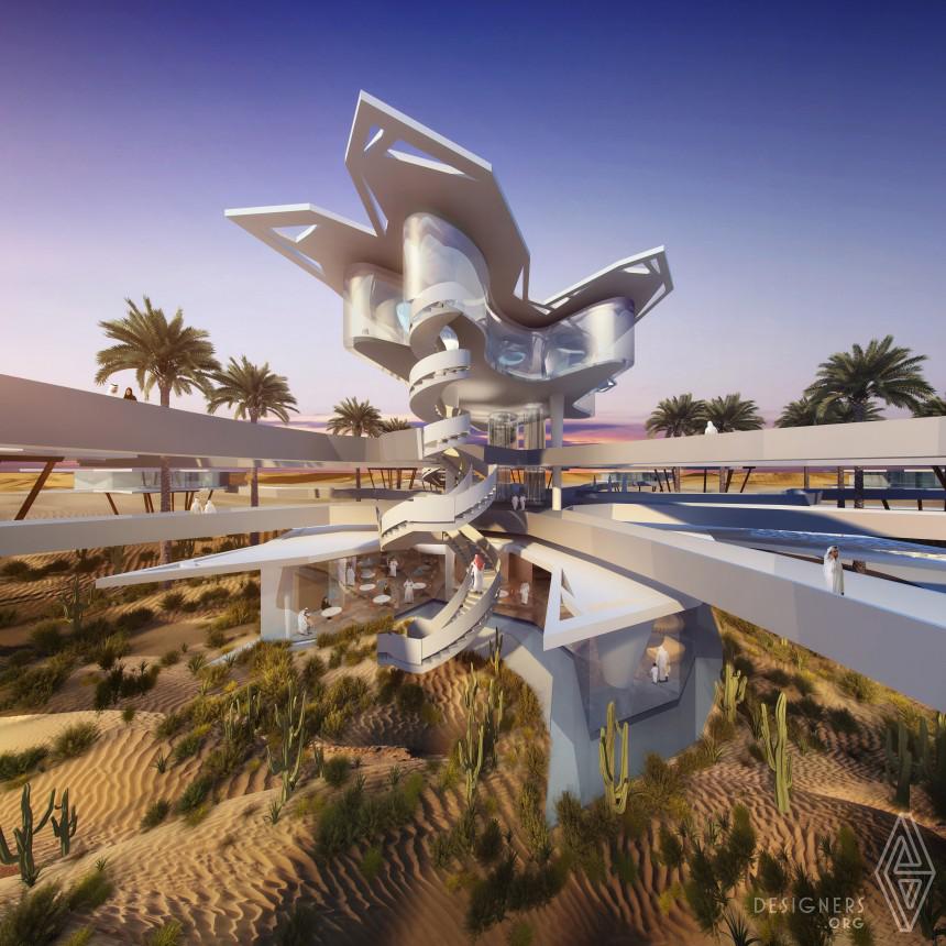 D.Butterfly Resort Desert Resort Development