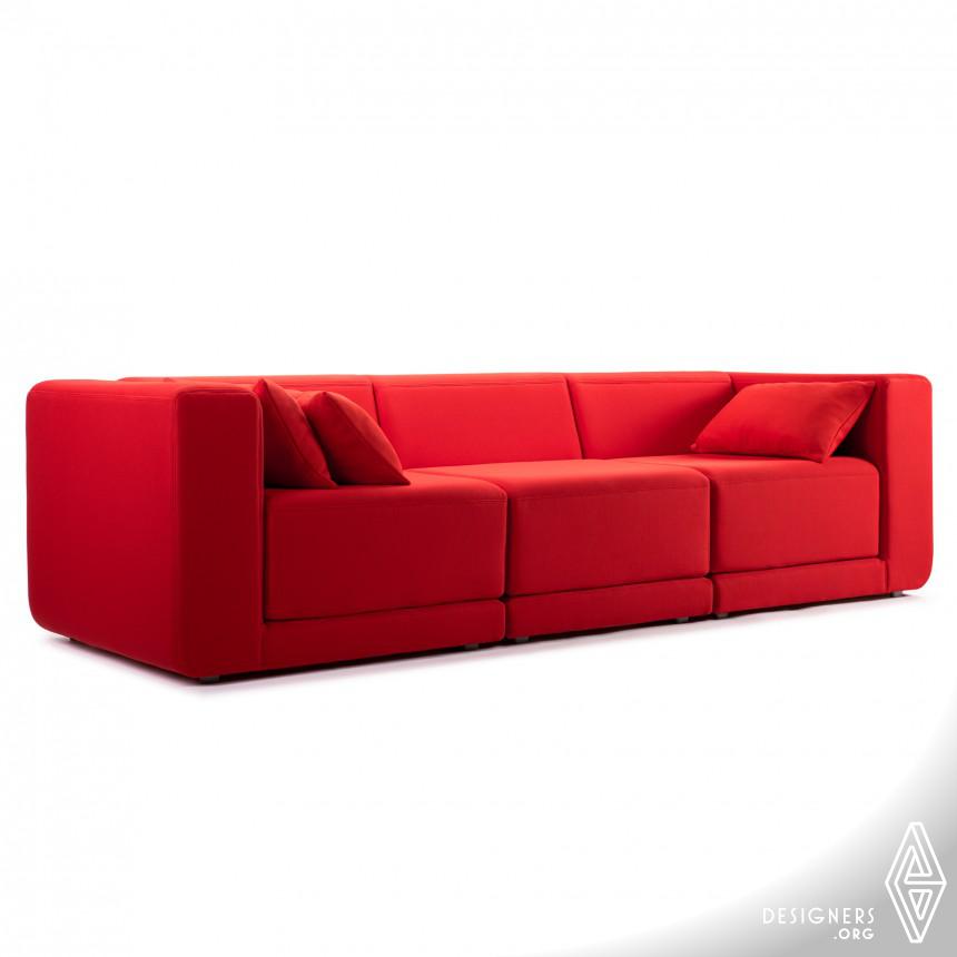 OMO Modern 20 Modular Sofa Image