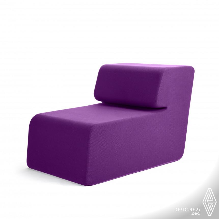 Vivon Stone Edge Chair