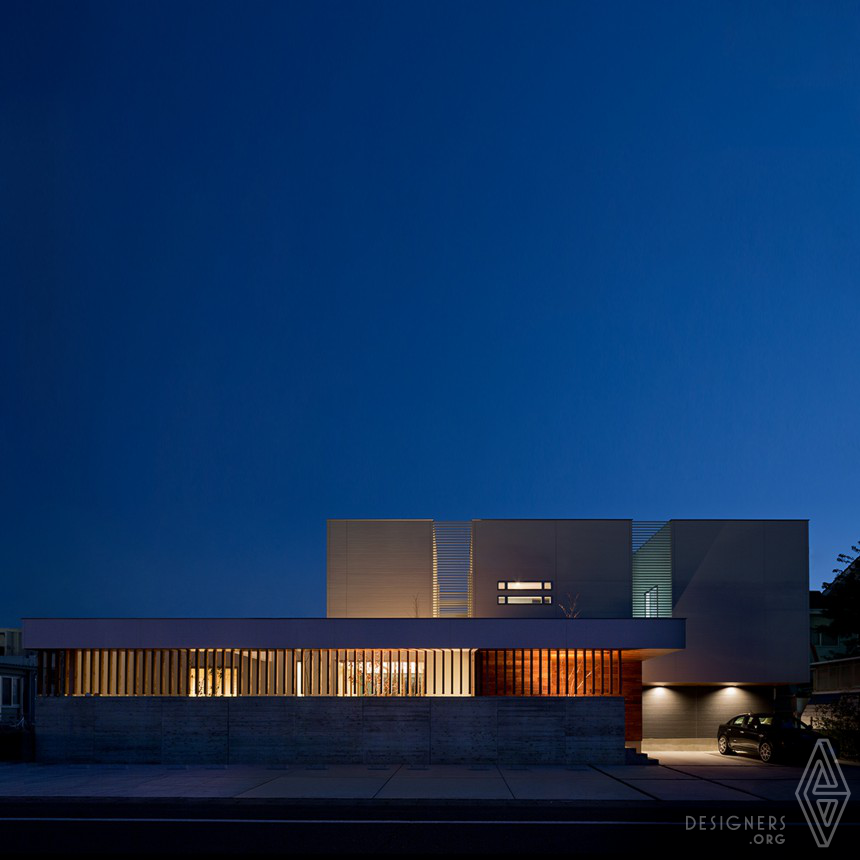 N8-house [ House of III-BOX ] Residential House