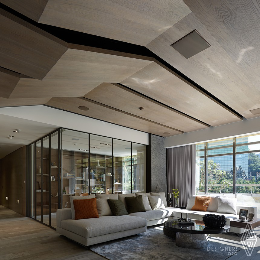 Stretched Among Peaks Interior Design