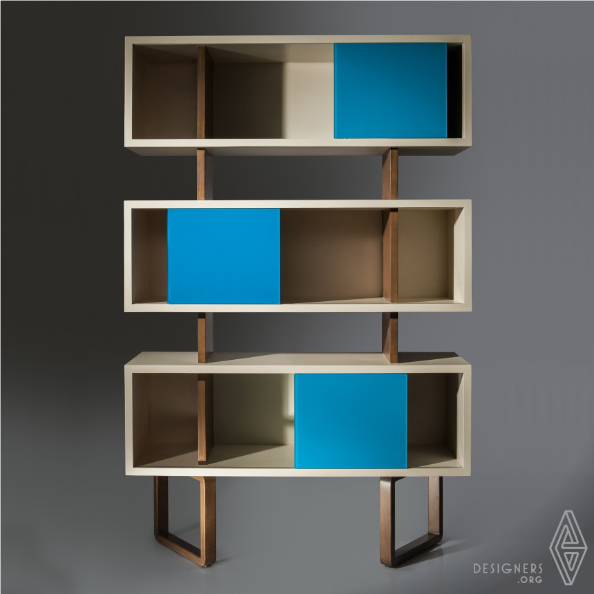 Arhus Bookcase