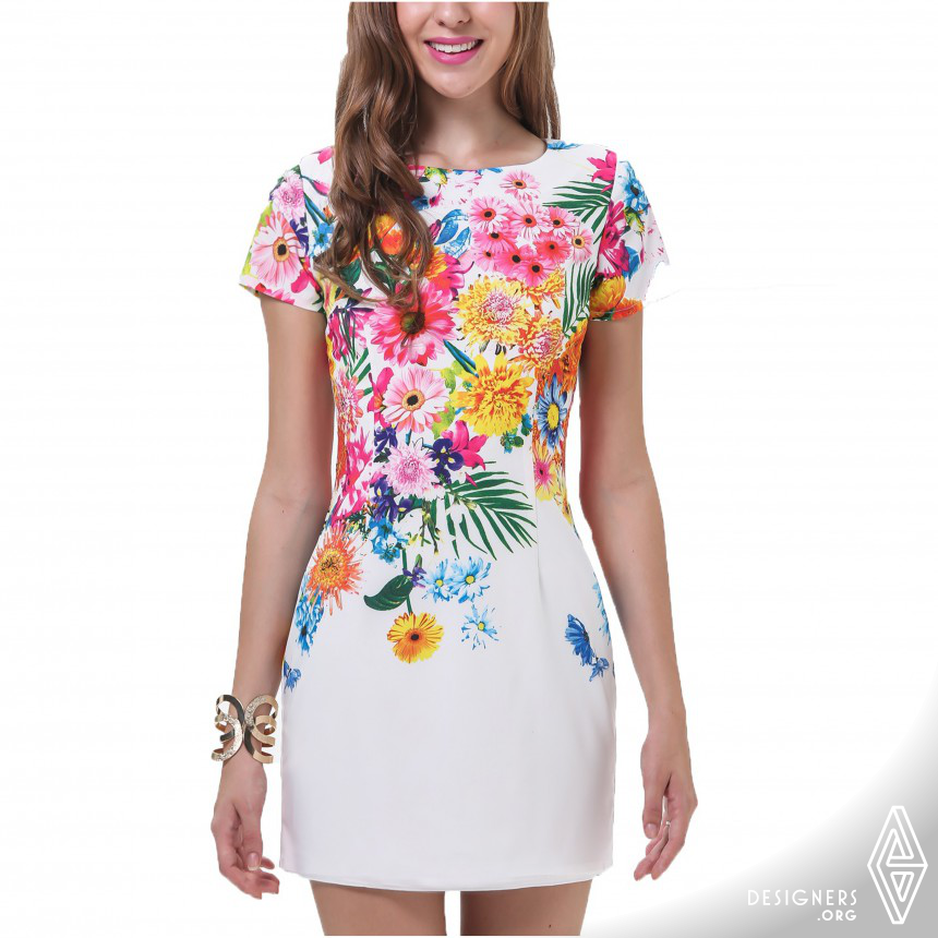 Floral Dress Fashion