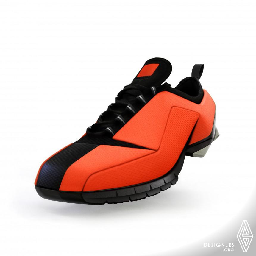 Kateem Trail running shoe
